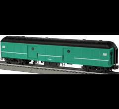 Lionel #1927252 Penn Central B60 Baggage #7551