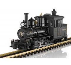 LGB #27254 WW & FRy Wiscasset Waterville & Farmington Forney Steam Locomotive
