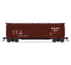 Broadway Limited #5884 NKP Stock Car Cattle Sounds