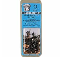 Kadee #11 NO.5 Metal Couplers Bulk Pack (20 pair)