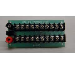 Miller Engineering #4805 Power Distribution Board