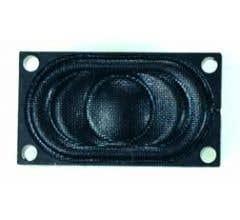 """SoundTraxx #810113 Speaker, Oval 0.63"""" X 1.38"""". 8ohm"""