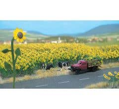 Walthers #949-1119 Sunflower Field