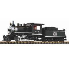 """Piko #38209 Steam locomotive with tender """"Mogul"""" D & RGW"""