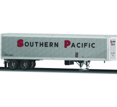 Lionel #6-83584 Southern Pacific 40' Trailer (2 pack)