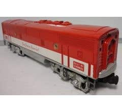 """Lionel #LIO2245c-a """"The Texas Special"""" B UNIT ONLY Road Number 2245"""