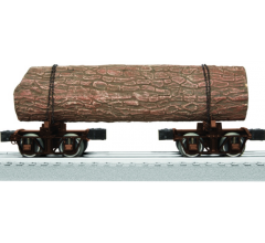 Lionel #6-84167 Logging Disconnects (2 pairs) - Brown