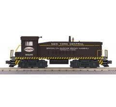 MTH #30-20920-1 SW-8 Switcher Diesel Engine w/Proto-Sound 3.0 - New York Central (Trainworld Exclusive) Brooklyn Terminal Yards