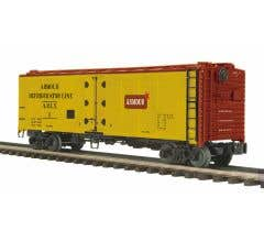 MTH #20-94448 40' Steel Sided Reefer Car- Armour