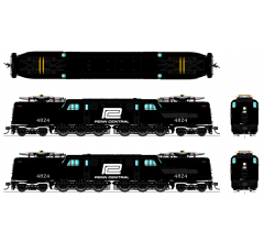 Broadway Limited #3450 GG1 Electric Penn Central #4824 Paragon3 Sound/DC/DCC