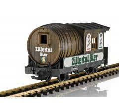 LGB #32421 Ziller Valley Railroad Barrel Car