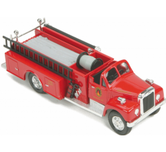MTH #30-50100 Braddock PA - Diecast Fire Truck