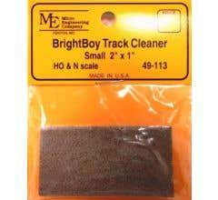 Micro Engineering #49-113 HO, N BrightBoy Track Cleaner, small