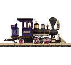 LGB #23132 Christmas CHLOE Steam Locomotive