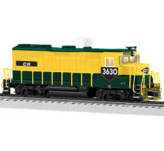 Lionel #1933362 Conrail LEGACY GP35 #3630 (Built To Order)