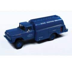 Classic Metal Works #30553 1960 Ford Tank Truck - Dixie Gas Corp.