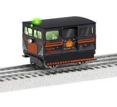 Lionel #2135060 Halloween TMCC Speeder