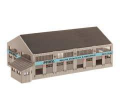 Model Power #2621 World Express Logistics Center - Built-Up