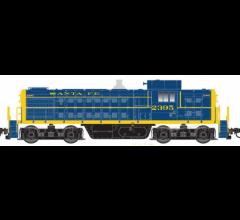Atlas #10003012 RS-1 Santa Fe #2395 w/DCC/Sound