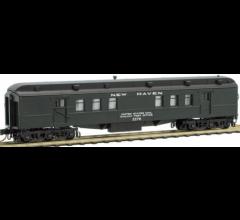Micro Trains #14000100 New Haven- 70' Heavyweight RPO Passenger Car- Rd#3270