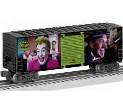Lionel #1928600 Classic Gotham Villains Boxcar