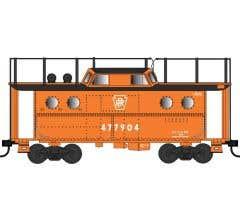 Bowser #38065 Pennsylvania Railroad #477904 N5c Caboose