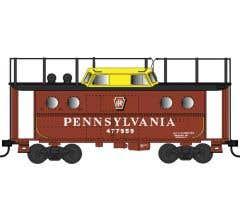 Bowser #38068 Pennsylvania Railroad #478017 N5c Caboose