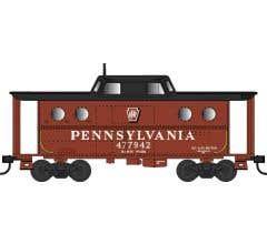 Bowser #38069 Pennsylvania Railroad #477942 N5c Caboose
