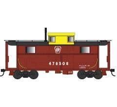 Bowser #38088 Pennsylvania Railroad #478517 N5c Caboose