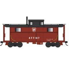 Bowser #38089 Pennsylvania Railroad #477187 N5c Caboose
