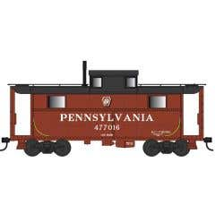 Bowser #38092 Pennsylvania Railroad #477105 N5c Caboose
