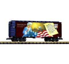 PIKO #38922  American Traditions Betsy Ross Reefer