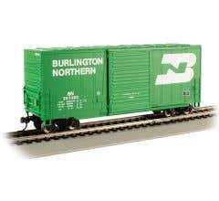 Bachmann #18252 BN Hi Cube Boxcar