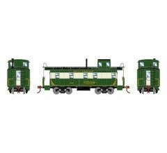 Athearn Roundhouse #1201 Cupola Caboose Southern #347