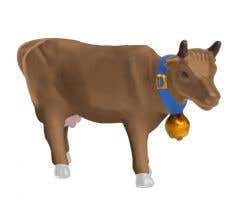 Lionel #1930290 Cows & Calves (Brown) 6-Pack