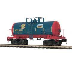 MTH #20-96722 8000 Gallon Tank Car - SAFETY TRAIN