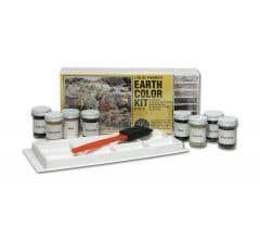 Woodland Scenics #C1215 Earth Color Kit