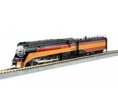 Kato #126-0307 4-8-4 GS-4 Southern Pacific Line #4449