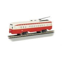 Bachmann #62935 PCC Trolley Toronto Transit