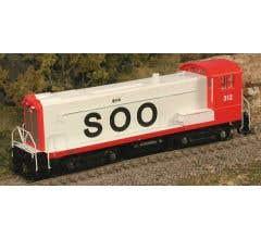 Bowser #23763 Baldwin DS 4-4-1000- SOO LINE Cab#311