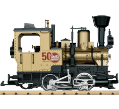 LGB #20216 50 Years of LGB Anniversary GoldenStainz Locomotive