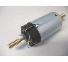 PIKO #36001 Motor with worm for BR 80 U.S. / Steam
