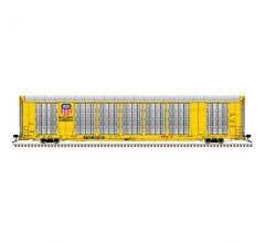 ATLAS O MASTER #3007424 Gunderson Multi-Max Auto Rack- Union Pacific (TTGX)