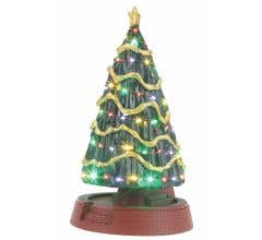 MTH 30-11092 Giant Town Square Christmas Tree w/Operating LED Lights