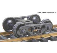 Kadee #518 HO-Scale Barber S-2 70-Ton Trucks