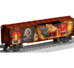 "Lionel #1938030 Angela Trotta Thomas ""Well Stocked Shelves"" Boxcar"