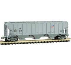 Micro Trains #09600192 3-Bay Covered Hopper, Union Pacific #81700