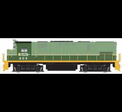 Atlas #10003301 C425 PH.2 w/DCC/Sound - BC Rail #809