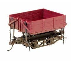 Bachmann #29801 Wood Side Dump Cars (3 Pieces)