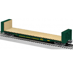Lionel #1926421 Seabroad Air Line 50' Bulkhead Flatcar #48102